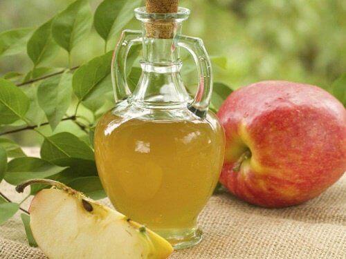 Ocet jabłkowy i jego niesamowite zastosowania