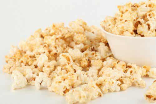 Popcorn — jakie właściwości zdrowotne kryje?
