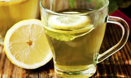 Właściwości wody z cytryną