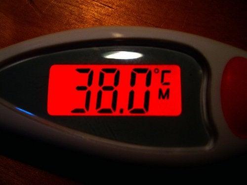 38 stopni jak zbić gorączkę