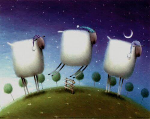 Zdrowy sen — budzenie się w nocy i problemy z ponownym zasypianiem
