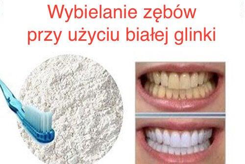 Biała glinka