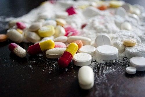 Różne leki