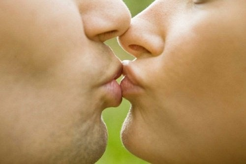 Całowanie, a organizm