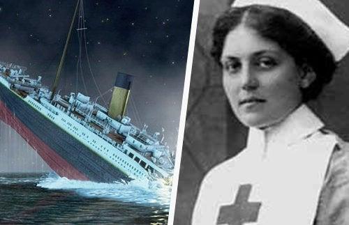 Kobieta na Titanicu