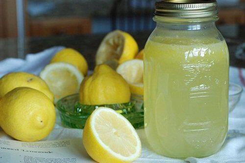 Cytryna na spalanie zbędnego tłuszczu