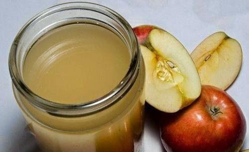 Ocet jabłkowy domowej roboty