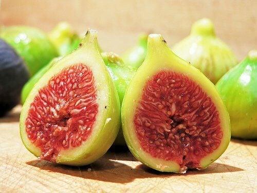 Świeże figi