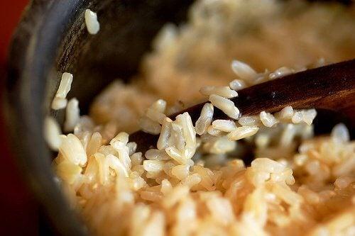Ryż razowy
