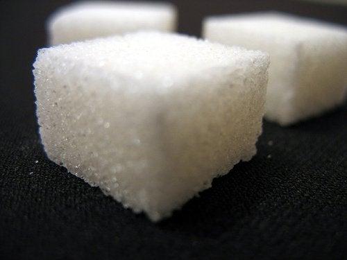 Kostki cukru