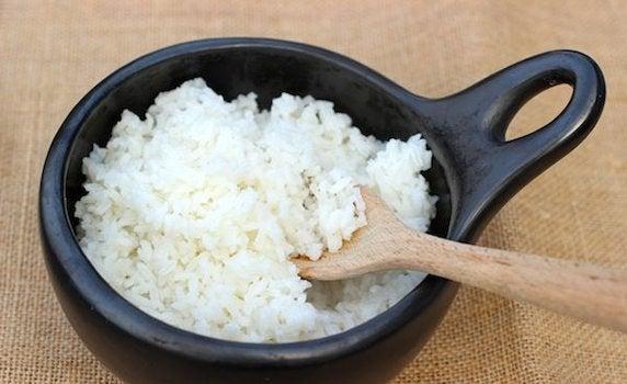 Ryż remedium odmładzającym