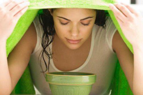 Parówka z dodatkiem zielonej herbaty