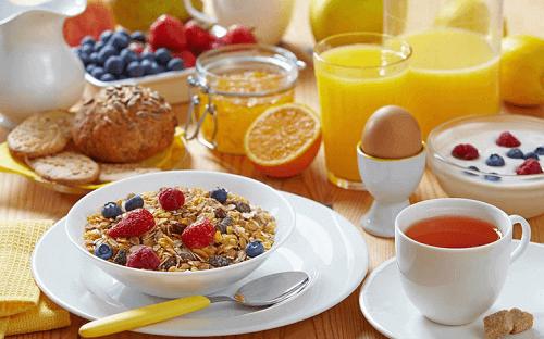 Porządne śniadanie