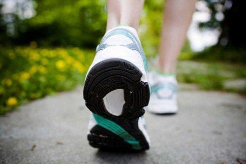 Spacery i bieganie