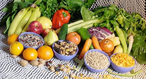 Warzywa i owoce źródłem witamin