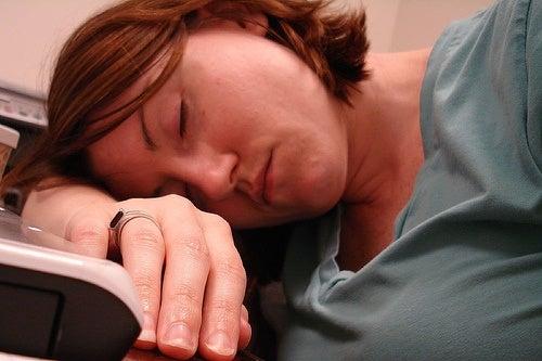 mleko krowie a chroniczne zmęczenie