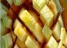 Miód i cebula na kaszel