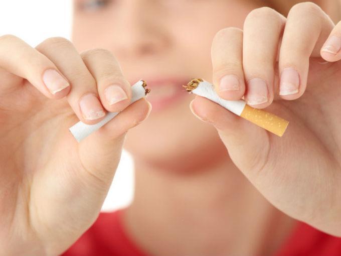 Rzucanie palenia tytoniu