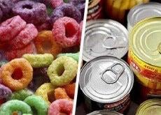Toksyczne substancje w żywności