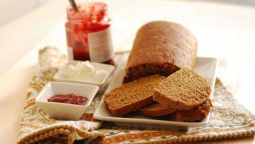 Zrzuć kilogramy jedząc chleb
