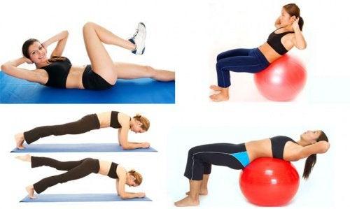 Idealne mięśnie brzucha w 2 tygodnie!