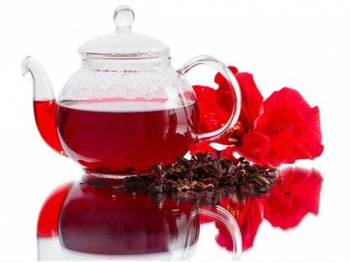 Herbata hibiskusowa