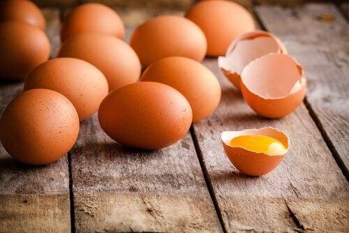 Świeżość jajek