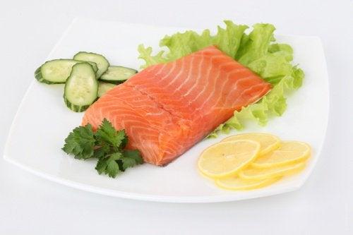 Łosoś źródłem omega 3