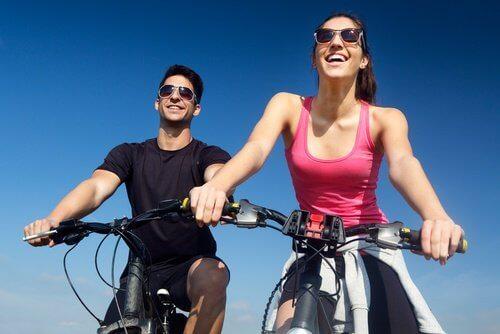 Wspólna wycieczka rowerowa