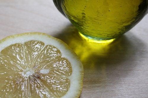 Oliwa z cytryną