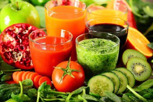 Napoje detoksykujące na zrzucenie wagi