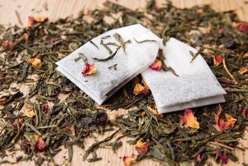 Herbata w torebce