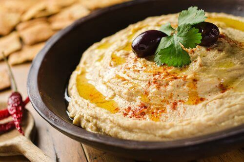 Hummus  – naturalny i odżywczy antydepresant