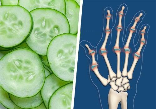 Naturalne sposoby na nocny ból stawów