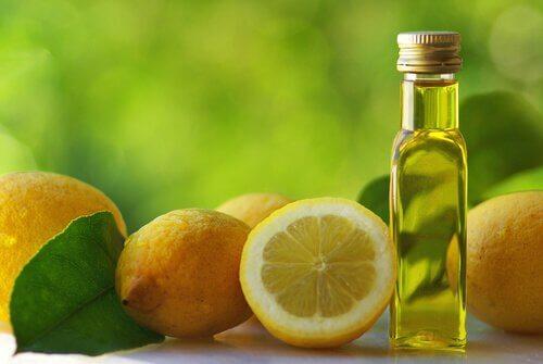 Oliwa z cytryna