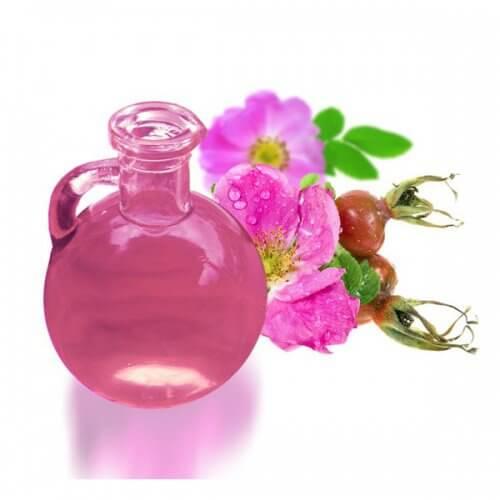 Olejek z róży rdzawej