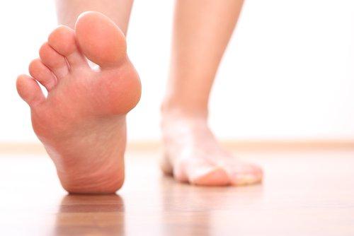 Stopy - ćwiczenia na zapalenie powięzi