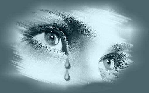 Łzy smutku