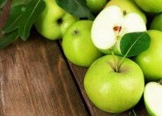 Zielona jabłka