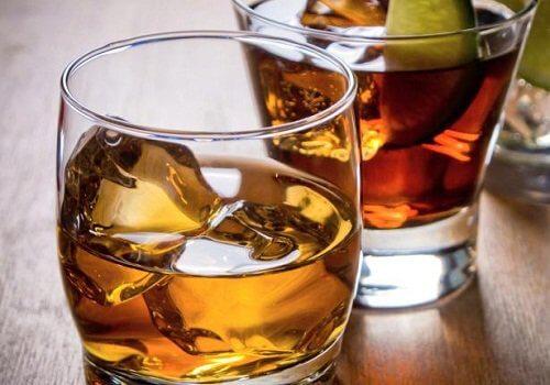 Alkohol i nerki
