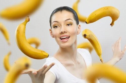 Banan na urodę