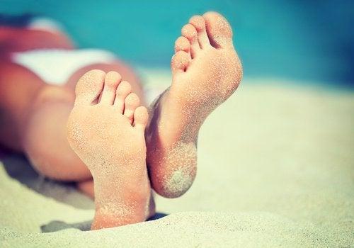 Sposoby na odciski i brodawki na stopach