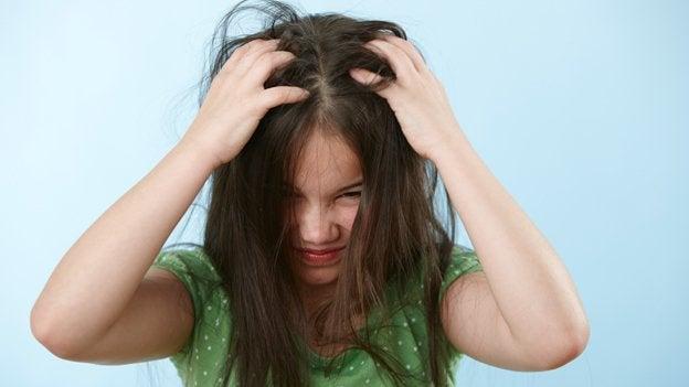 Włosy dzieci