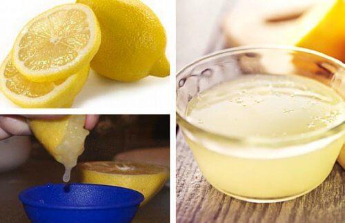 Cytryna na oczyszczanie