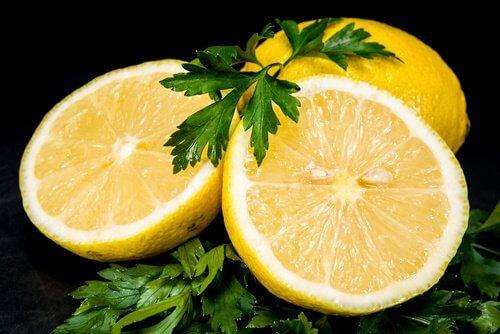 Cytryna i pietruszka