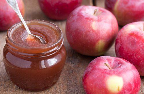 Domowy dżem jabłkowy