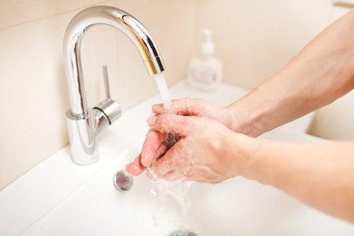 Sposoby na czyste dłonie