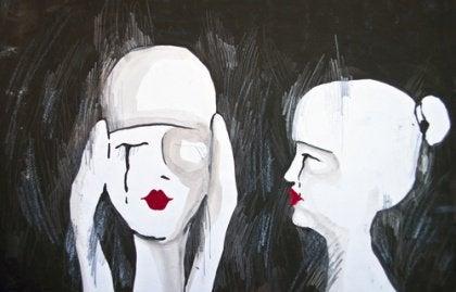 Obraz z kobietami