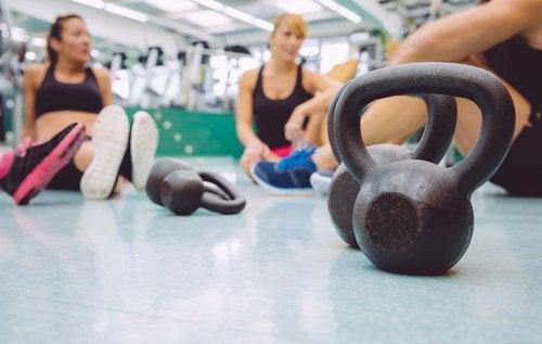 Ćwiczenia - regeneracja