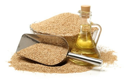 Olej sezamowy